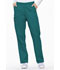Photograph of Dickies EDS Signature Women's Natural Rise Tapered Leg Pull-On Pant Blue 86106-TLWZ