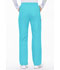 Photograph of Dickies EDS Signature Natural Rise Tapered Leg Pull-On Pant in Turquoise
