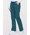 Photograph of Dickies EDS Signature Mid Rise Drawstring Cargo Pant in Caribbean Blue