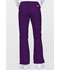 Photograph of Dickies EDS Signature Mid Rise Drawstring Cargo Pant in Eggplant