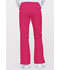 Photograph of Dickies EDS Signature Mid Rise Drawstring Cargo Pant in Hot Pink