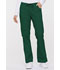 Photograph of EDS Signature Women's Mid Rise Drawstring Cargo Pant Green 86206-HUWZ