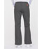 Photograph of EDS Signature Women's Mid Rise Drawstring Cargo Pant Gray 86206-PTWZ