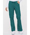 Photograph of Dickies EDS Signature Mid Rise Drawstring Cargo Pant in Teal Blue