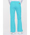 Photograph of Dickies EDS Signature Mid Rise Drawstring Cargo Pant in Turquoise