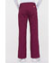 Photograph of EDS Signature Women's Mid Rise Drawstring Cargo Pant Red 86206-WIWZ