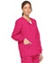 Photograph of EDS Signature Women's Snap Front Warm-Up Jacket Pink 86306-HPKZ