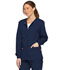 Photograph of EDS Signature Women's Snap Front Warm-Up Jacket Blue 86306-NVWZ