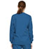 Photograph of EDS Signature Women's Snap Front Warm-Up Jacket Blue 86306-ROWZ