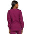 Photograph of Dickies EDS Signature Snap Front Warm-Up Jacket in Wine