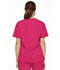 Photograph of EDS Signature Women V-Neck Top Pink 86706-HPKZ