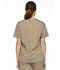 Photograph of Dickies EDS Signature V-Neck Top in Dark Khaki