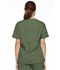 Photograph of Dickies EDS Signature V-Neck Top in Olive
