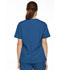Photograph of EDS Signature Women's V-Neck Top Blue 86706-ROWZ