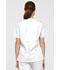 Photograph of EDS Signature Women's V-Neck Top White 86706-WHWZ