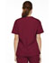 Photograph of Dickies EDS Signature V-Neck Top in Wine