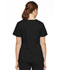 Photograph of Dickies EDS Signature Mock Wrap Top in Black