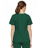 Photograph of Dickies EDS Signature Women's Mock Wrap Top Green 86806-HUWZ