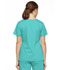 Photograph of EDS Signature Women's Mock Wrap Top Blue 86806-LGON