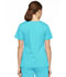Photograph of Dickies EDS Signature Mock Wrap Top in Turquoise