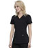 Photograph of Women V-Neck Top Black 9765-BKRS