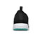 Photograph of Reebok Women's ASTRORIDEWALK Black,Turquoise,White ASTRORIDEWALK-BKTW