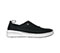 Photograph of Anywear Women's BLAZE Black on White BLAZE-BKWH