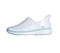Photograph of Infinity Women's BREEZE White and Aruba Blue Highlight BREEZE-WABW