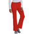 Photograph of Careisma Fearless Women's Low Rise Straight Leg Drawstring Pant Red CA100-RED