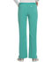 Photograph of Careisma Charming Women's Low Rise Straight Leg Drawstring Pant Green CA105A-EMRG