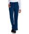 Photograph of Careisma Charming Women's Low Rise Straight Leg Drawstring Pant Blue CA105A-NAV