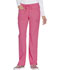Photograph of Careisma Charming Women's Low Rise Straight Leg Drawstring Pant Pink CA105A-PKSH
