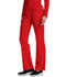 Photograph of Careisma Charming Women's Low Rise Straight Leg Drawstring Pant Red CA105A-RED