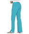 Photograph of Careisma Charming Women's Low Rise Straight Leg Drawstring Pant Green CA105A-TEA
