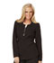 Photograph of Careisma Fearless Women's Zip Front Jacket Black CA300-BLKZ