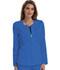 Photograph of Careisma Fearless Women's Zip Front Jacket Blue CA300-RYLZ
