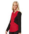 Photograph of Careisma Fearless Women's Zip Front Jacket Red CA302-REBK