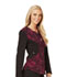Photograph of Careisma Prints Women's Zip Front Jacket Haute In Houndstooth CA304-HUHO