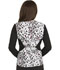 Photograph of Careisma Prints Women's Zip Front Jacket Wild About Houndstooth CA304-WIHU
