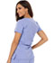 Photograph of Careisma Fearless Women's V-Neck Top Blue CA601-CBLZ
