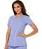 Photograph of Fearless Women's Round Neck Top Blue CA602-CBLZ