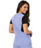Photograph of Careisma Fearless Women's V-Neck Top Blue CA605-CIBK