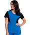 Photograph of Careisma Fearless Women's V-Neck Top Blue CA605-RYBK