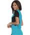 Photograph of Careisma Fearless Women's V-Neck Top Blue CA605-TLBK