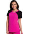 Photograph of Careisma Fearless Women's Round Neck Top Purple CA606-HGBK