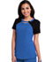Photograph of Fearless Women's Round Neck Top Blue CA606-RYBK