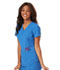 Photograph of Careisma Charming Women's Mock Wrap Top Blue CA610A-ROY