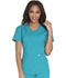 Photograph of Careisma Charming Women's Mock Wrap Top Green CA610A-TEA