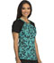 Photograph of Careisma Prints Women's Round Neck Top Just Scroll With It CA614-JUSC