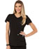 Photograph of Careisma Charming Women's V-Neck Top Black CA618A-BLK